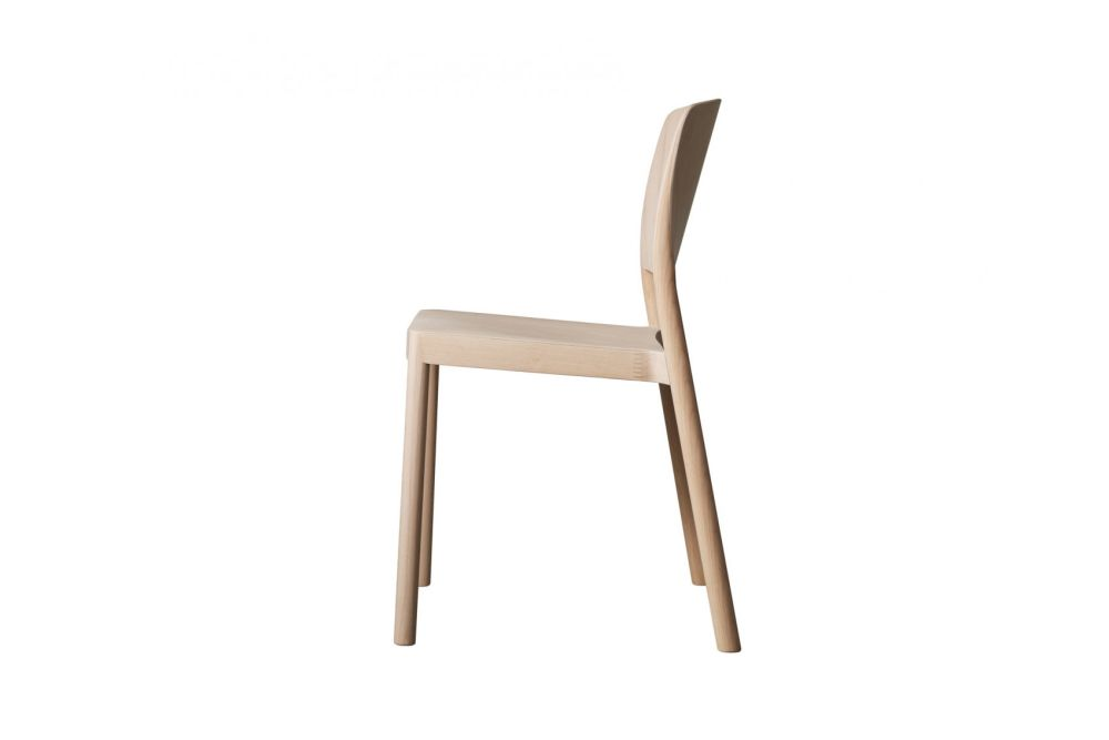 Grace Stackable Chair by Swedese