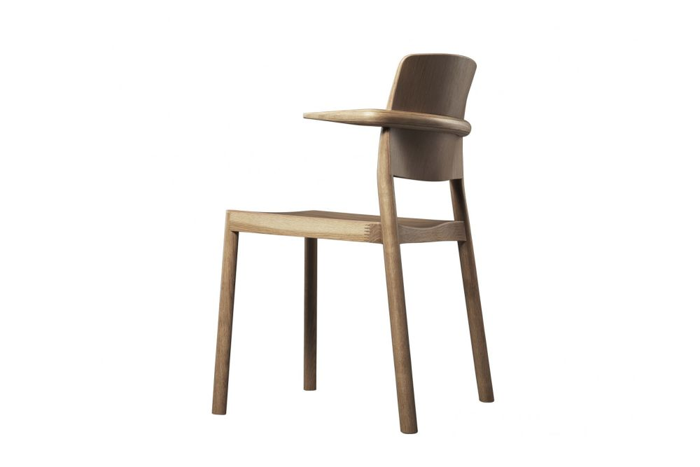 Ash Wood Natural Lacquer,Swedese,Armchairs,beige,chair,furniture,wood