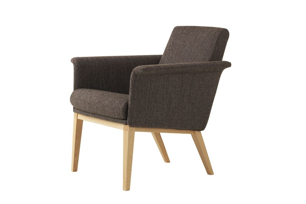 Lazy Easy Chair Low Back by Swedese