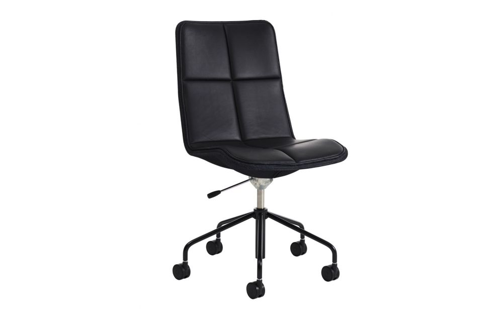 Kite Conference Chair with Adjustable Height by Swedese