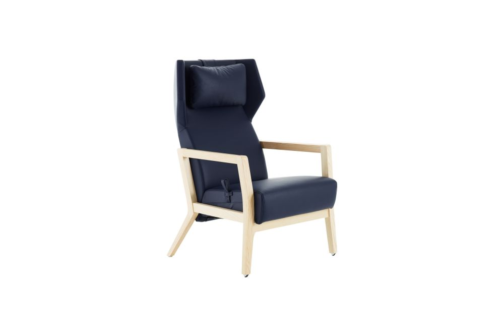 Birch Natural Lacquer, Main Line Flax Newbury,Swedese,Lounge Chairs,chair,furniture