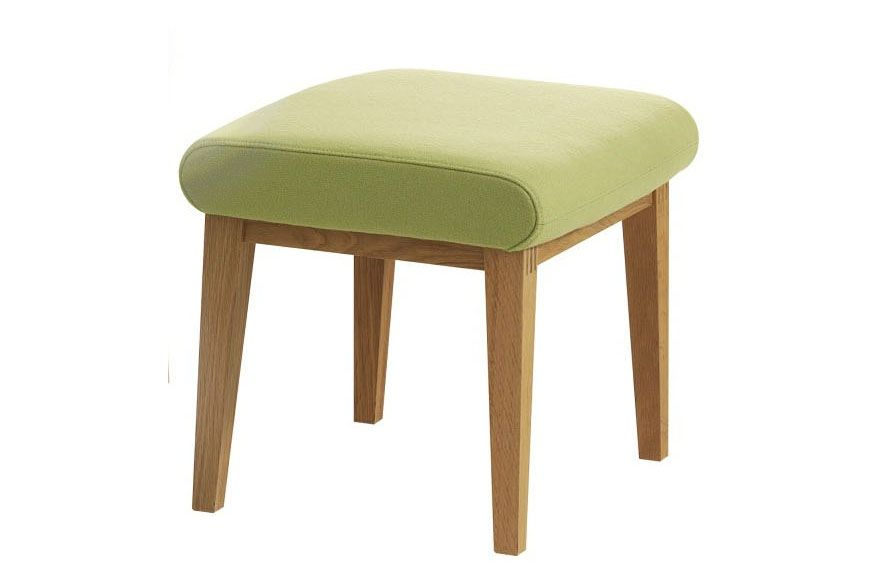Lazy Foot Stool by Swedese