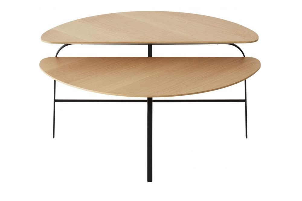 Coffee Bean Table by Swedese