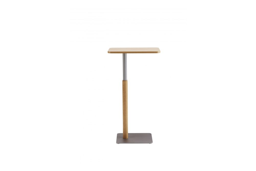 36 x 22 x 48, Oak Natural Lacquer, Oak Natural Lacquer,Swedese,Coffee & Side Tables,beige,lamp
