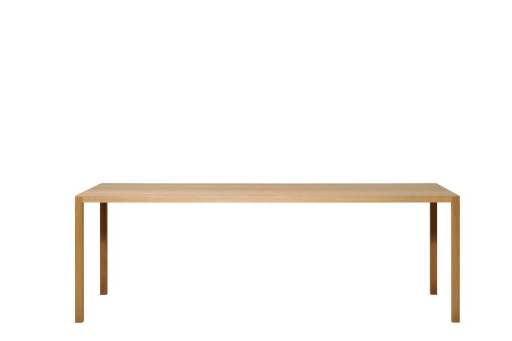 Bespoke Rectangular Table by Swedese