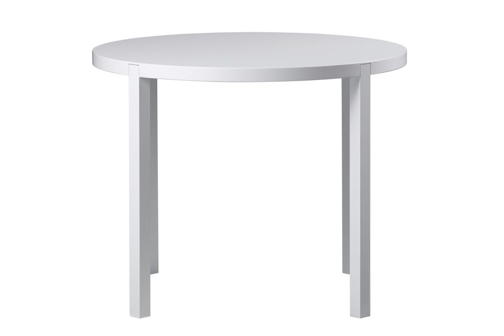 Bespoke Round Table by Swedese