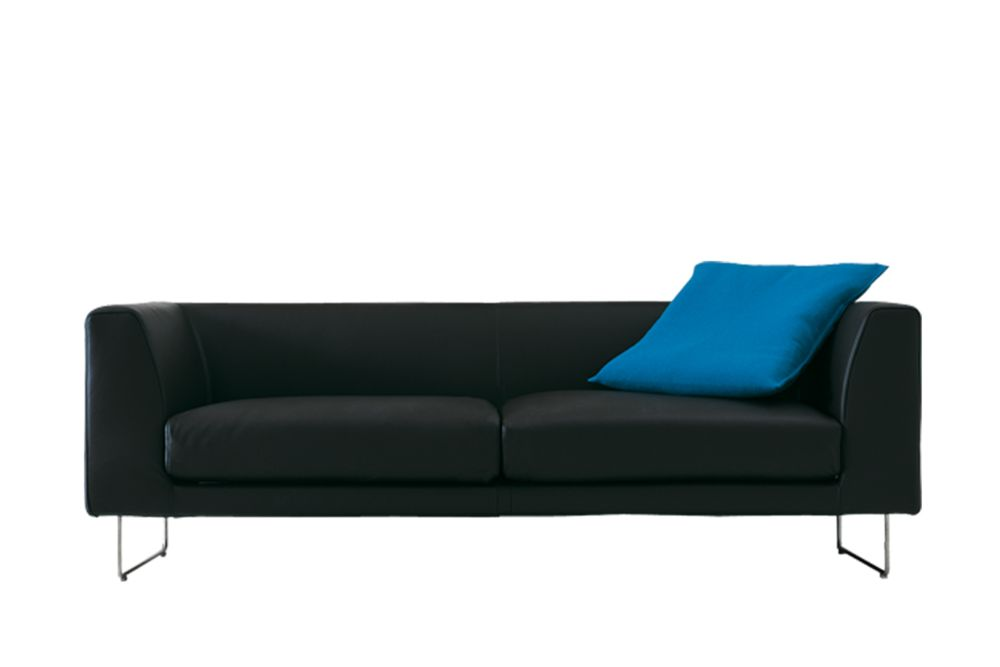 Phill 600, Feather,Cappellini,Sofas,blue,couch,furniture,sofa bed,studio couch,turquoise