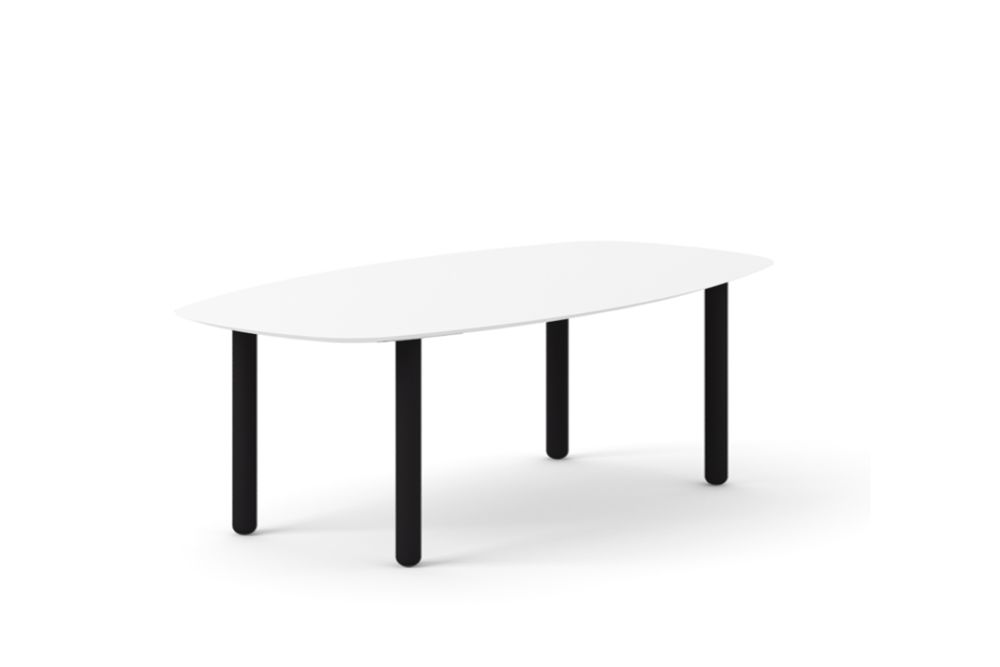 Maeda Dining Table, Elipse by Punt