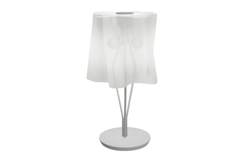 White,Artemide,Table Lamps,lamp,lampshade,light fixture,lighting,lighting accessory,table,white
