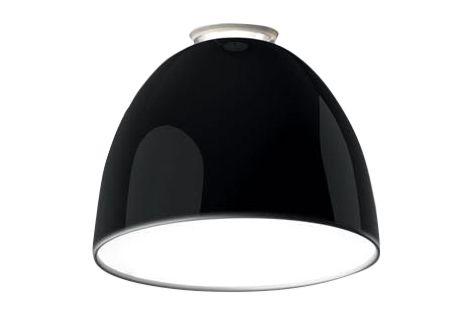 Nur Mini Gloss LED Ceiling Light by Artemide
