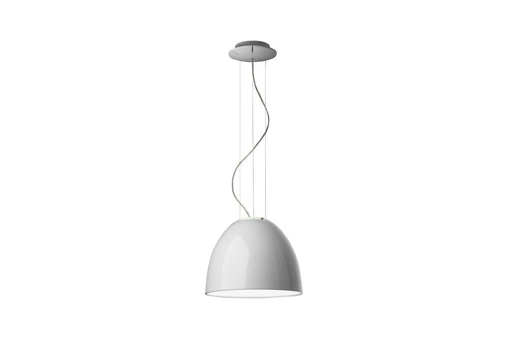 Glossy White,Artemide,Ceiling Lights,ceiling,ceiling fixture,lamp,light,light fixture,lighting