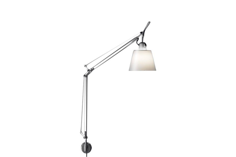 Aluminium,Artemide,Wall Lights,lamp,light fixture,lighting,track lighting