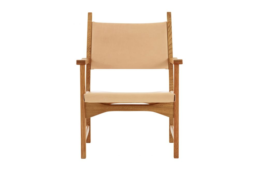 Caryngo Easy Chair by Swedese