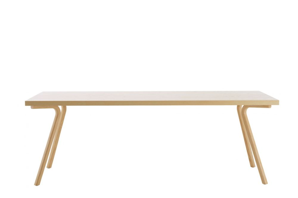 Bespoke Angle Table by Swedese