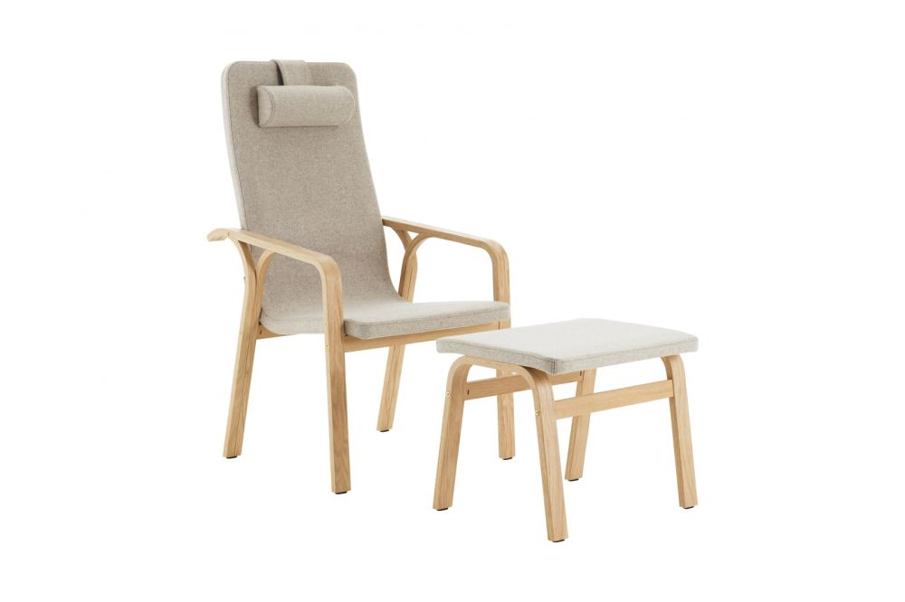 Oak Natural Lacquer, Main Line Flax Newbury,Swedese,Stools,beige,chair,furniture,wood
