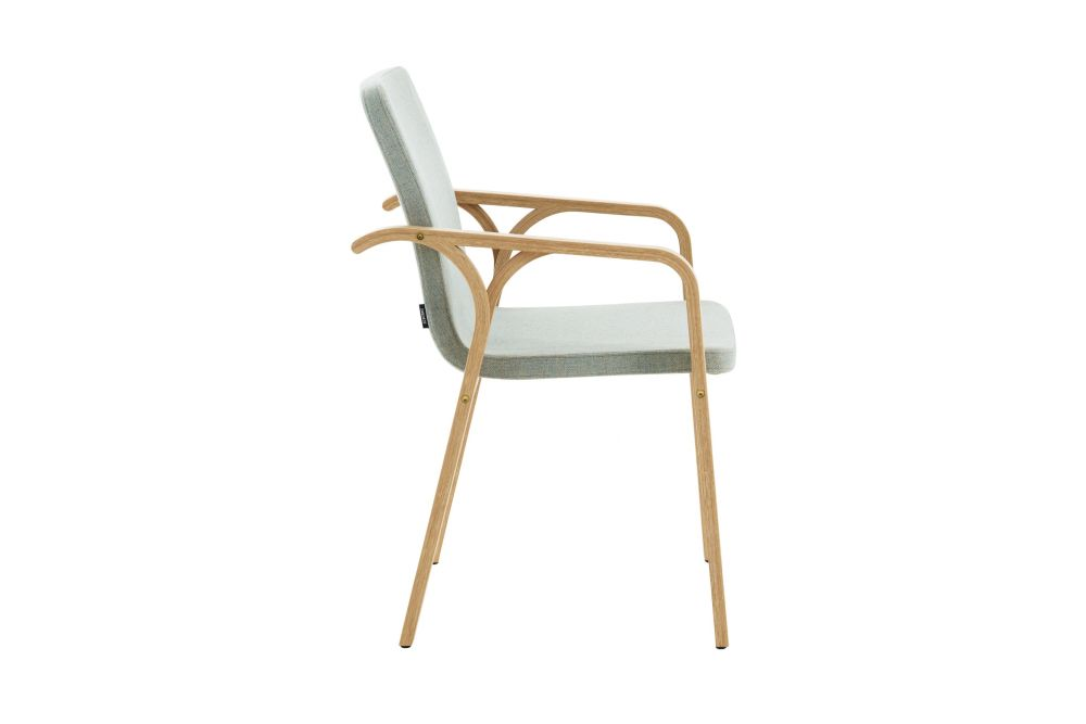 Mino Armchair XL by Swedese