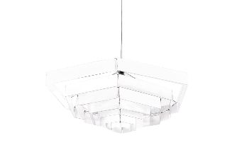 Lampada Esagonale Suspension Light by Artemide