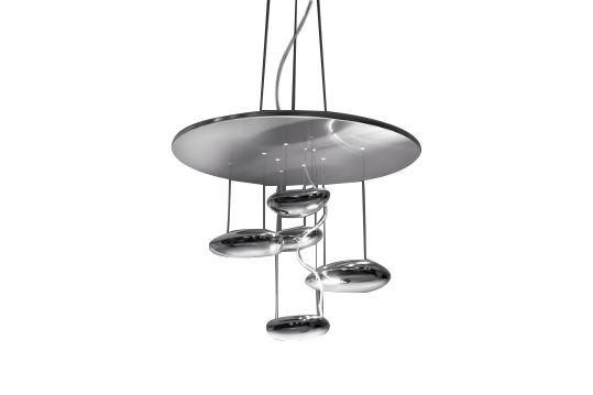 Mercury Mini Pendant Light by Artemide