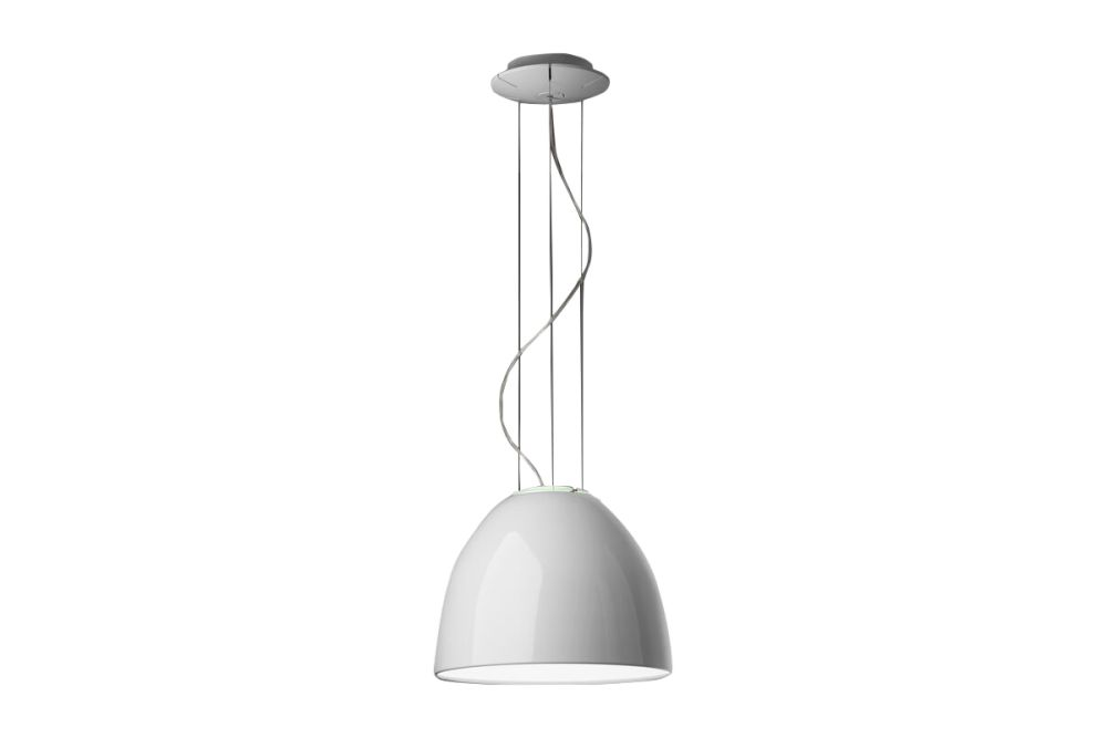 Nur Gloss Mini Pendant Light by Artemide