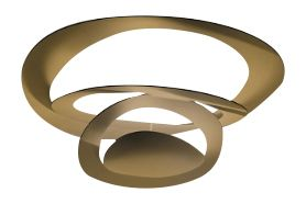 White 3000K,Artemide,Ceiling Lights,fashion accessory,metal,ring