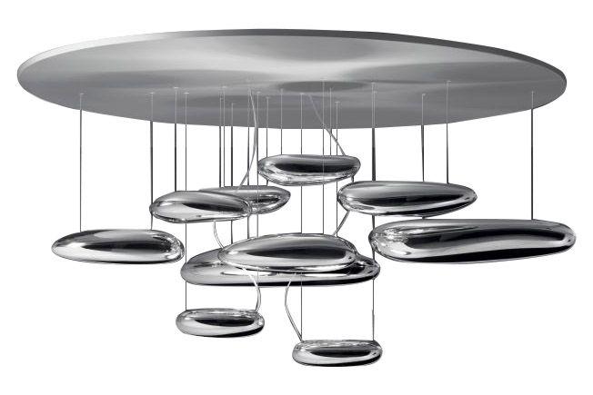 Mercury LED Ceiling Light by Artemide