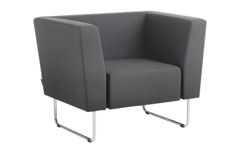 Gap Cafe Easy Chair by Swedese