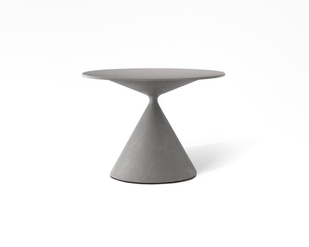 Desalto Marble White Duomo D63, 55, 75,Desalto,Coffee & Side Tables,coffee table,furniture,stool,table