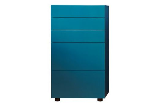 OP 1059,Cappellini,Chest of Drawers,furniture,teal,turquoise