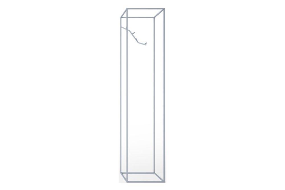 Metallo Verniciato Opaco 1001,Cappellini,Hooks & Hangers,rectangle