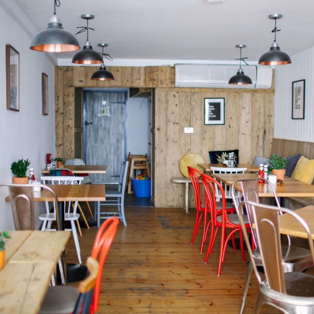 Featured Project: The Summer Cafe @Hattieellis