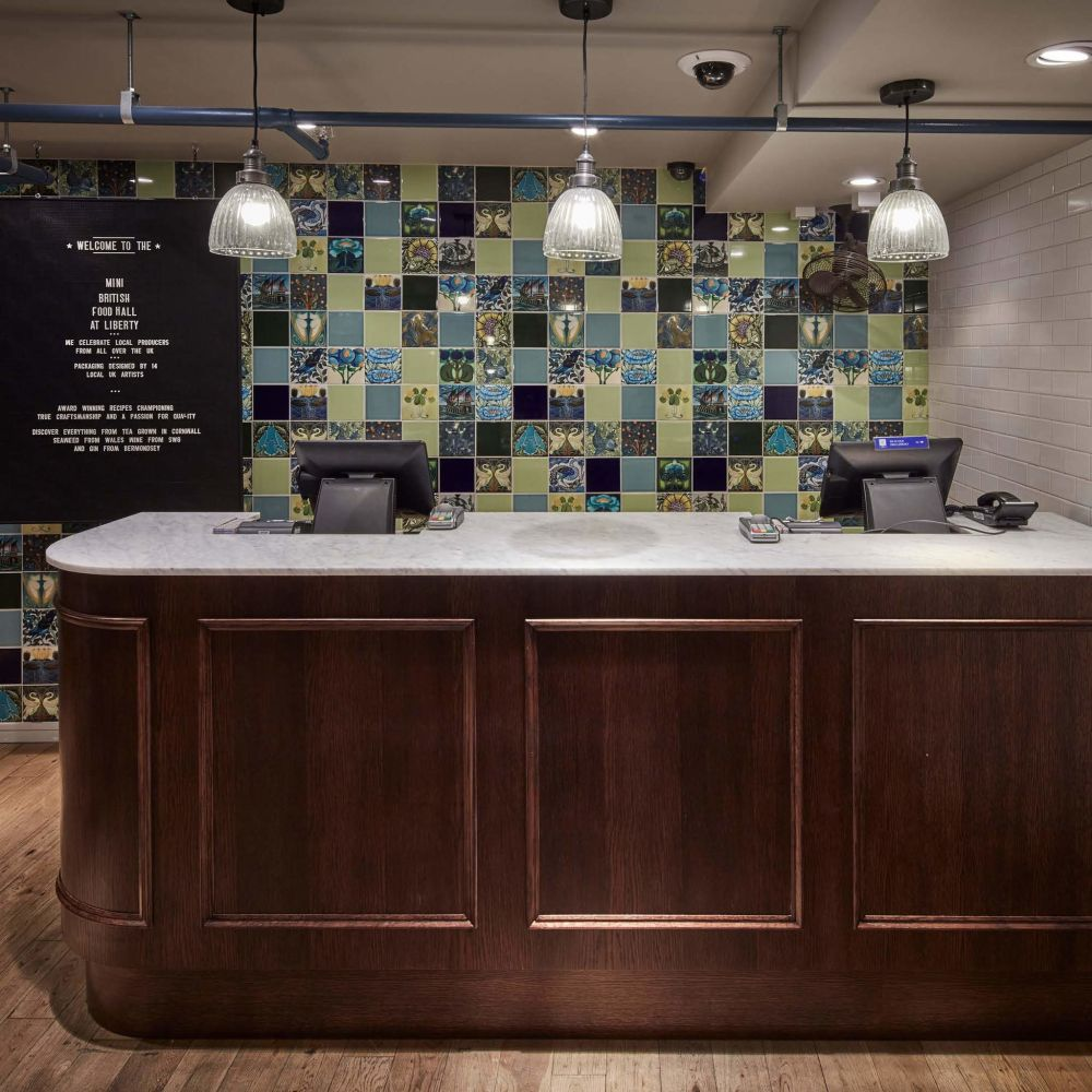 Featured Project: Liberty Food Hall