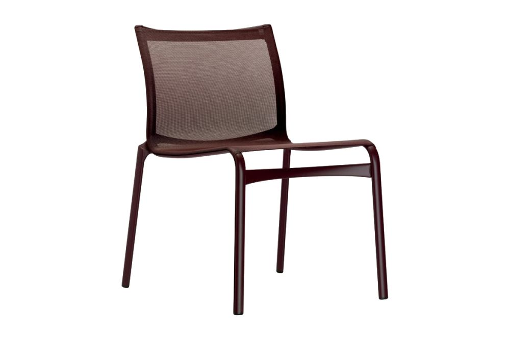 Mesh S - R028, Stove Enamelled Aluminium - A009,Alias,Breakout & Cafe Chairs,chair,furniture,outdoor furniture,wood