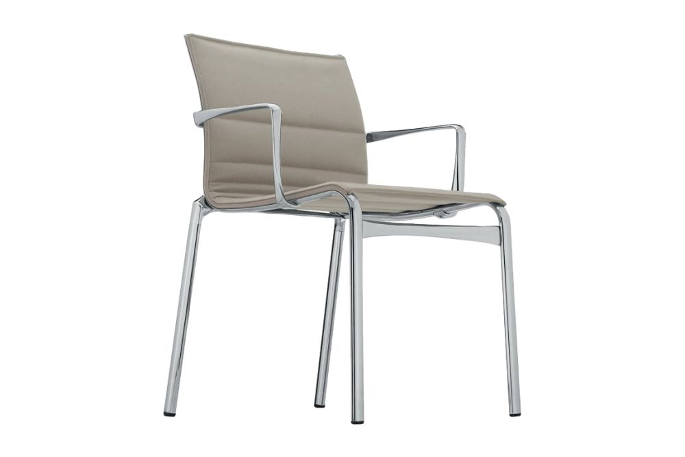 Mesh S - R028, Stove Enamelled Aluminium - A009,Alias,Conference Chairs,armrest,auto part,chair,furniture