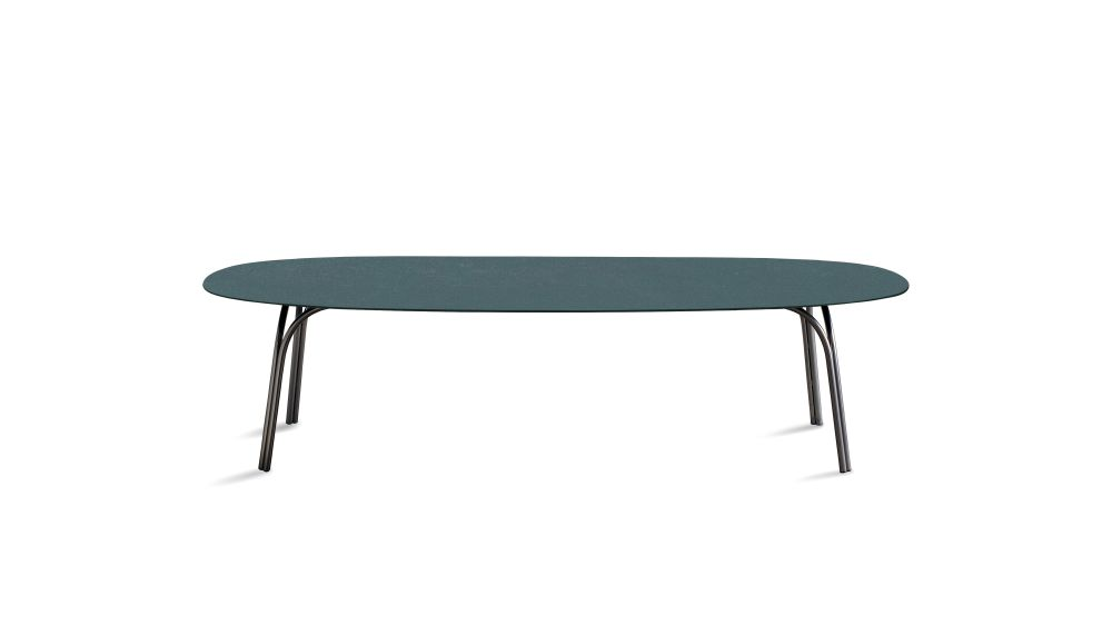 Lake 727 Dining Table by Desalto