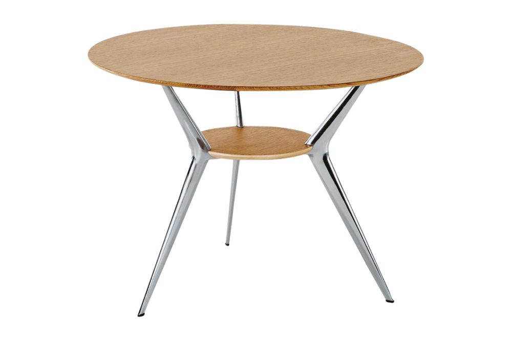 Wood - RV, Stove Enamelled Aluminium - A009,Alias,Cafe Tables,coffee table,end table,furniture,outdoor table,plywood,table,wood
