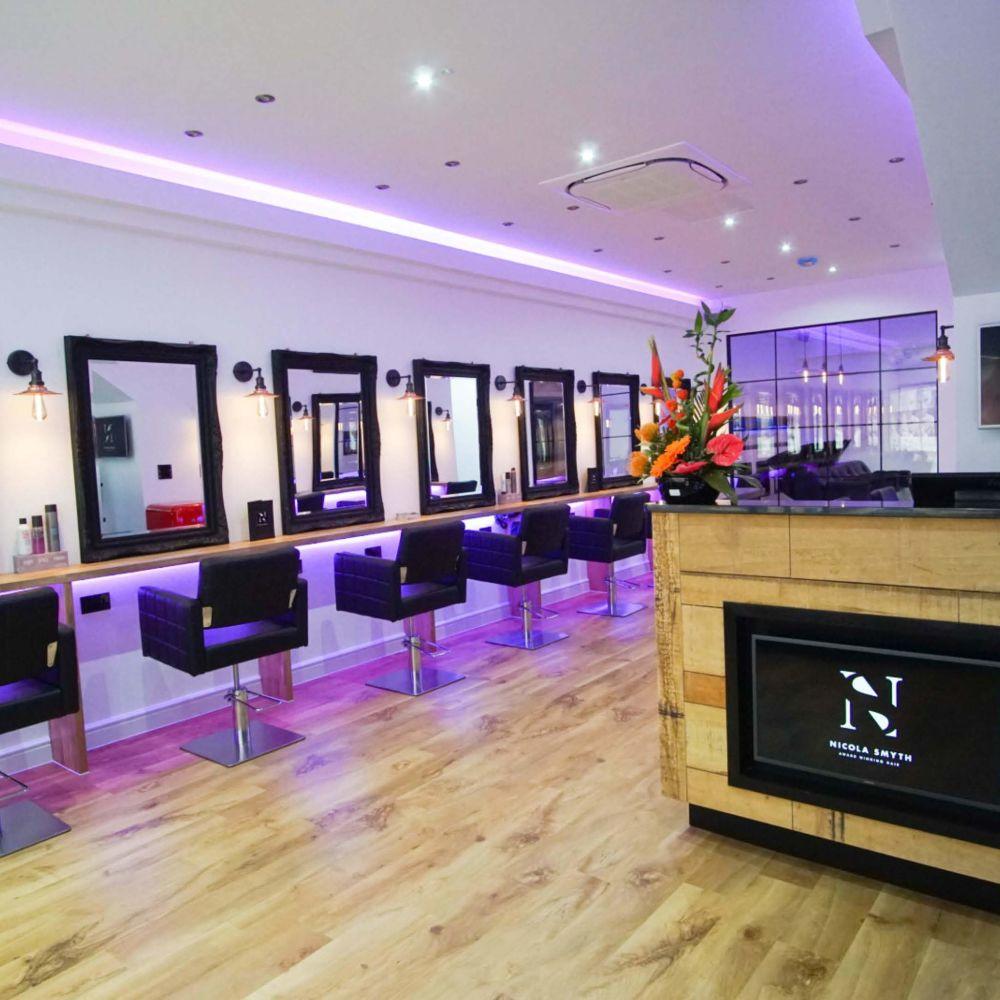 Featured Project: Nicola Smyth Award Winning Hair