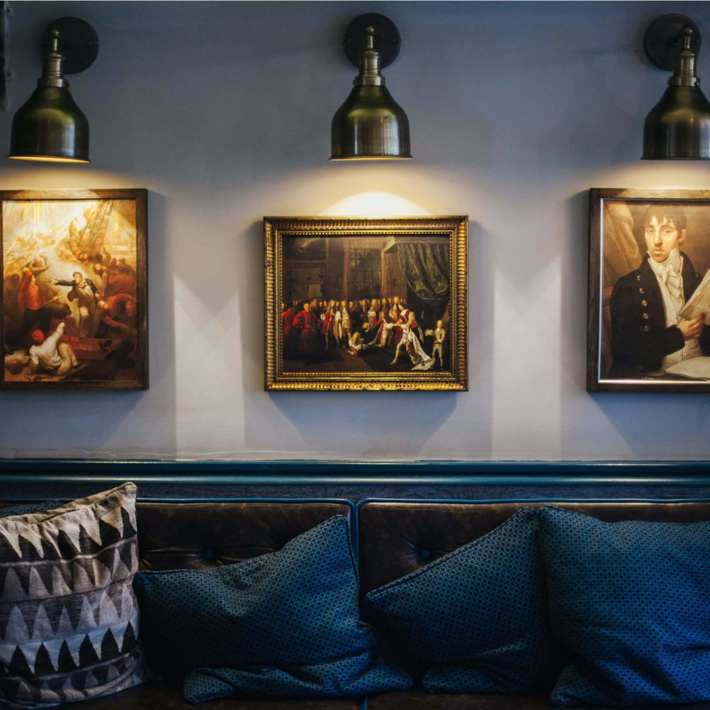 Featured Project: Star and Garter, Falmouth