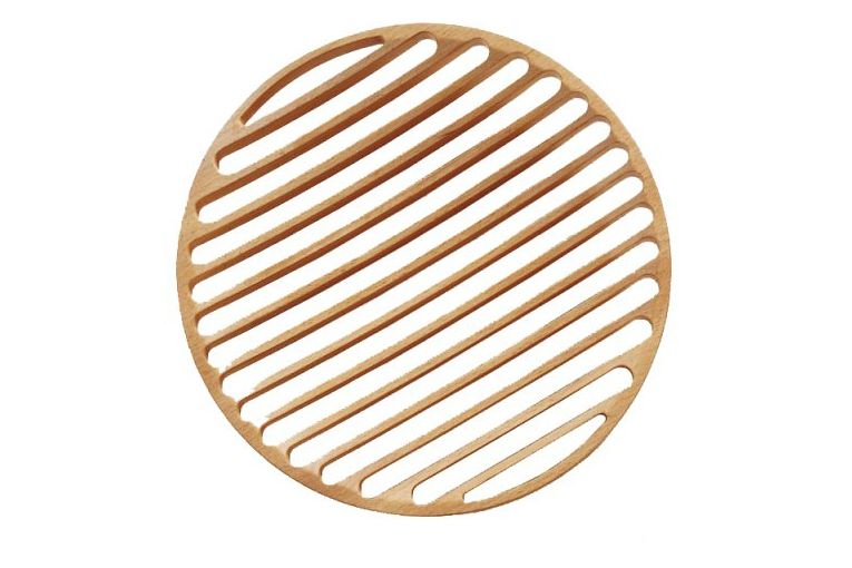 Wooden Tray Single by Cappellini