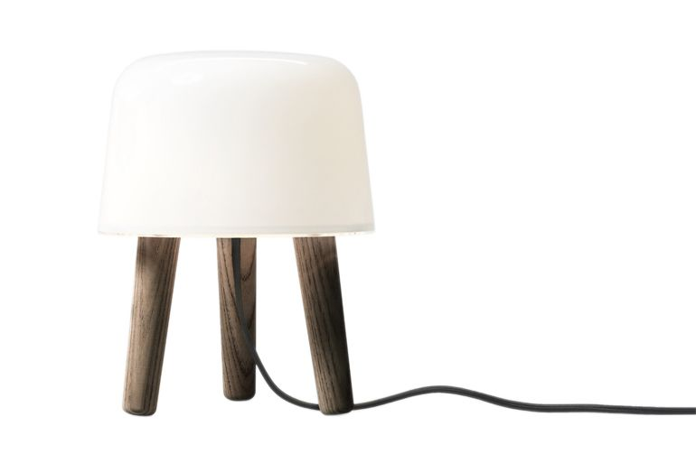 Natural ash & white cord,&Tradition,Table Lamps,lamp,lampshade,light fixture,lighting,table