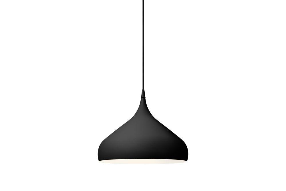 Matt Black,&Tradition,Pendant Lights,ceiling,ceiling fixture,lamp,light fixture,lighting