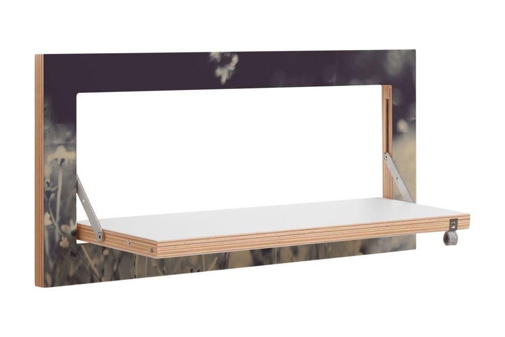White,AMBIVALENZ,Bookcases & Shelves,furniture,rectangle,shelf,table,wood