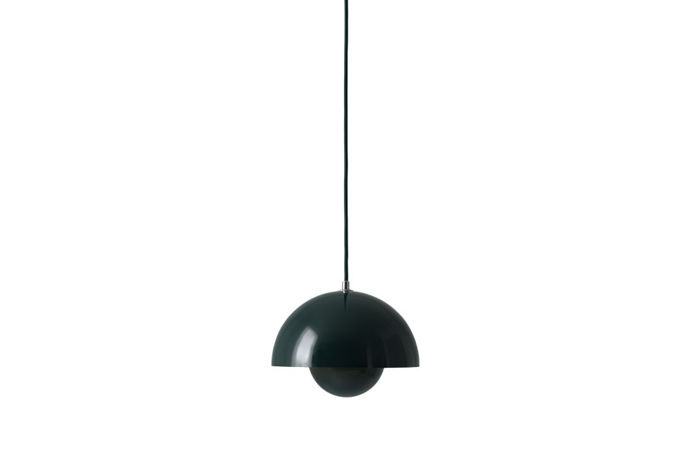 Flowerpot VP1 Pendant Light - set of 2 by &Tradition