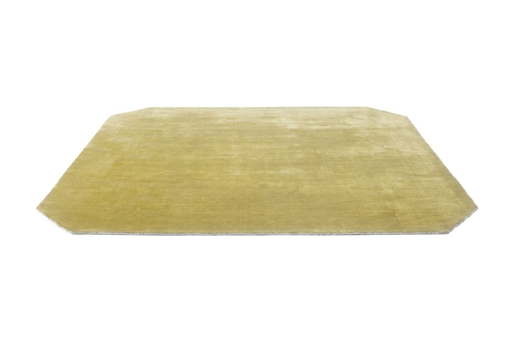 Yellow Field,&Tradition,Rugs,beige,rectangle,table,yellow