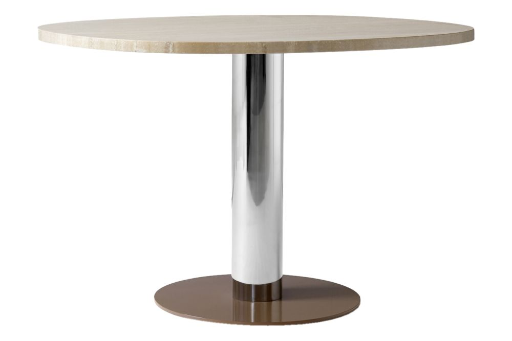 Nero Marquina, Brass & Burgundy,&Tradition,Dining Tables,end table,furniture,outdoor table,table