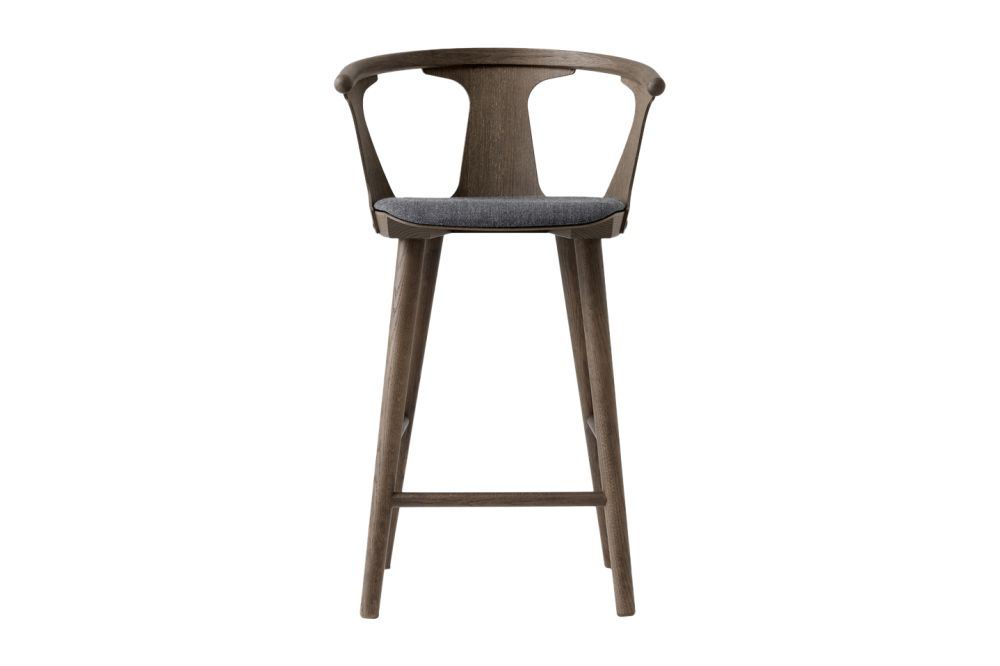 White oiled oak, Remix 2 113,&Tradition,Stools,bar stool,chair,furniture,stool