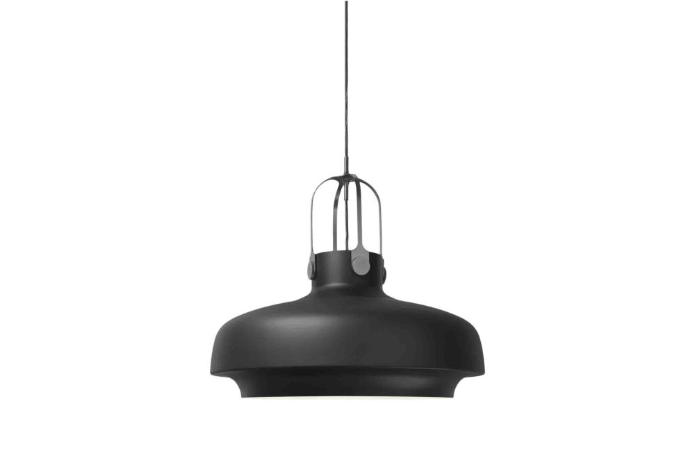 Matt Black,&Tradition,Pendant Lights,black,ceiling,ceiling fixture,lamp,light,light fixture,lighting