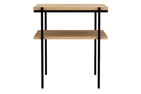 Oak,Ethnicraft,Coffee & Side Tables,desk,furniture,outdoor table,table