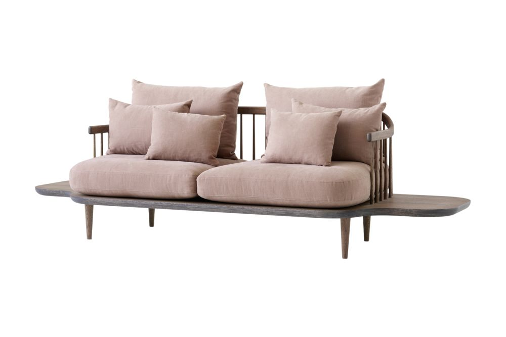 Fly SC3 Two-Seater Sofa by &Tradition