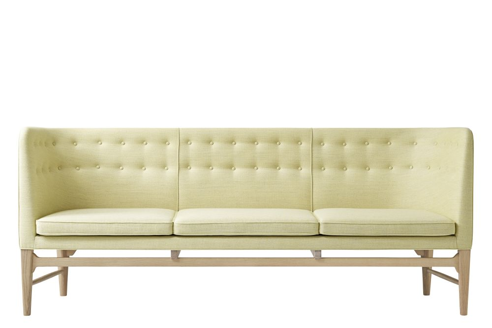 White oiled oak, Remix 2 113,&Tradition,Sofas,beige,couch,furniture,outdoor furniture,outdoor sofa,sofa bed,studio couch
