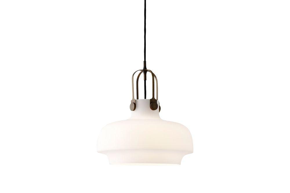 Opal Glass,&Tradition,Pendant Lights,beige,ceiling,ceiling fixture,lamp,light,light fixture,lighting,white
